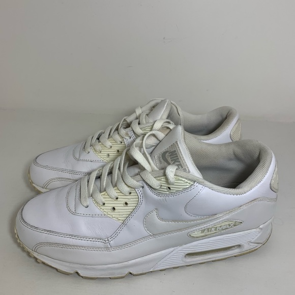 check out 7650d a667d Nike Air Max 90 White Men's Sneakers Size 11.5